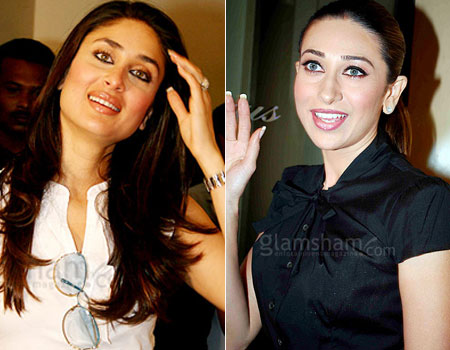 "The Kapoor sisters promise a ""world class"" chain of yoga centres in India"