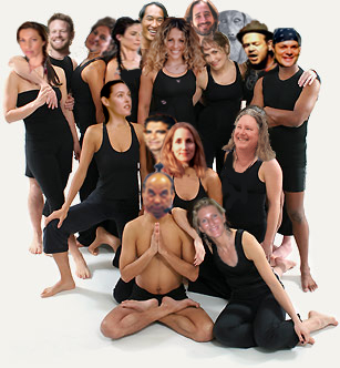 The Om Cabinet (courtesy of YogaDawg, of course)